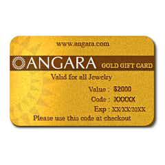 $2000 Gold Gift Card
