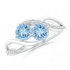 Angara Split Shank Oval-Cut Opal and Diamond Collar Ring 3EzRd4m