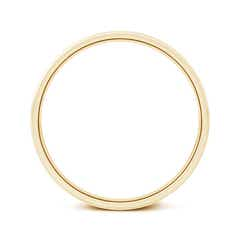 Toggle High Polished Flat Surface Comfort Fit Wedding Band