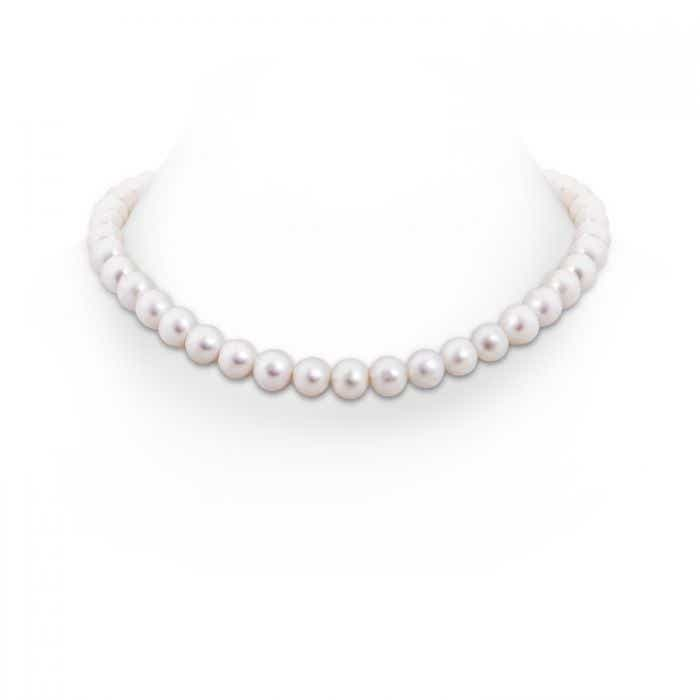 Angara 18 Single Strand Freshwater Cultured Pearl Necklace VSJSYO