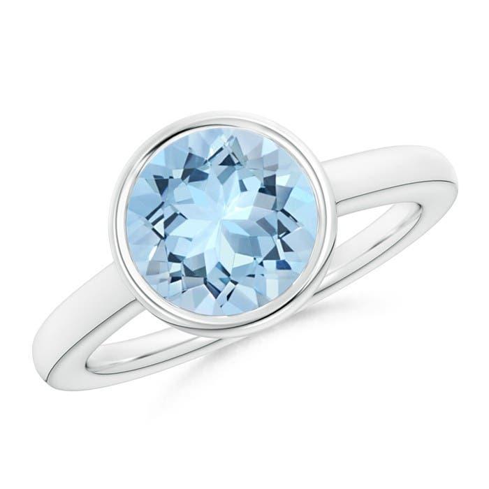 Angara 14k Gold Bypass Diamod engagement Ring for Women grKHXKS75L