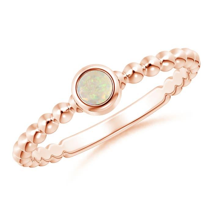 Angara Bezel-Set Pink Tourmaline Bracelet in White Gold o2Y6JAH