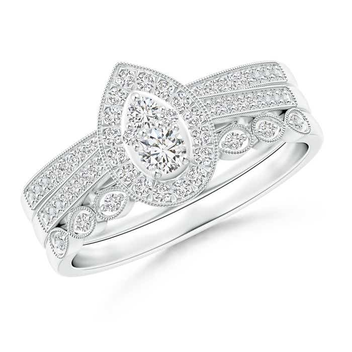 lines tw v set silver ct t diamond w bridal in p star sterling composite