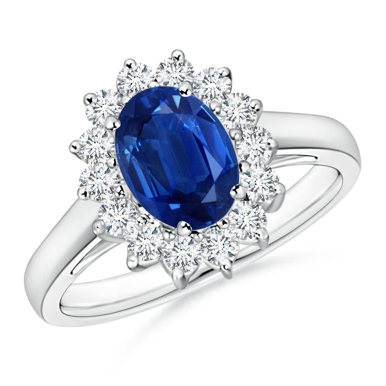 12+ Princess Diana Style Ring