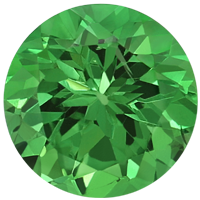 Angara Encrusted Tsavorite and Diamond Infinity Knot Ring 2RoJddR