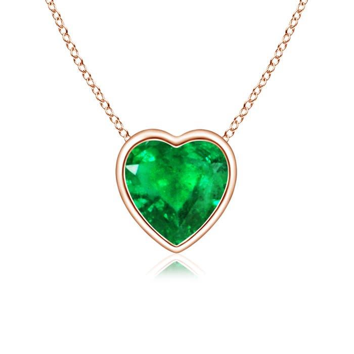 Heart Shaped Diamond Necklace Ebay