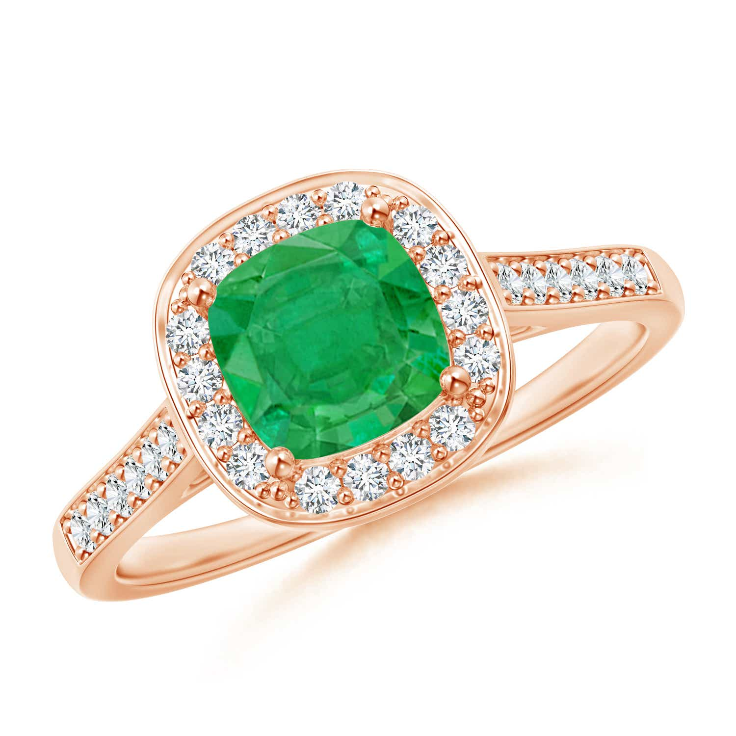 help band wedding closed cushion cut topic ring e img emerald