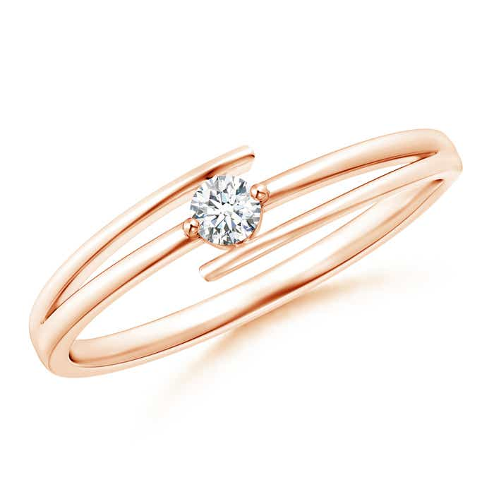 Solitaire-Round-Natural-Diamond-Promise-Ring-14K-Yellow-Gold-Silver