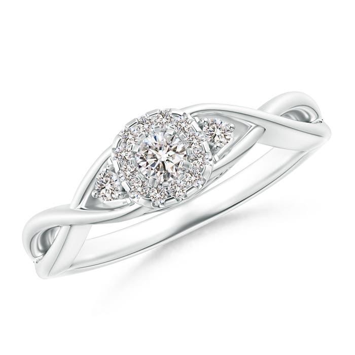 Round-Halo-Natural-Diamond-Infinity-Promise-Ring-14K-Gold-Platinum