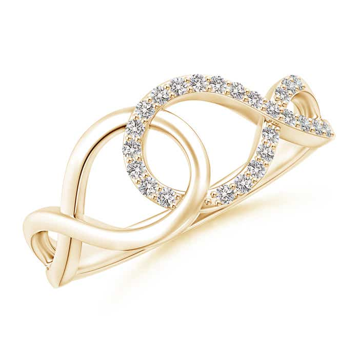 Interlinked-Open-Loop-Natural-Diamond-Infinity-Ring-14K-Yellow-Gold-Size-3-13