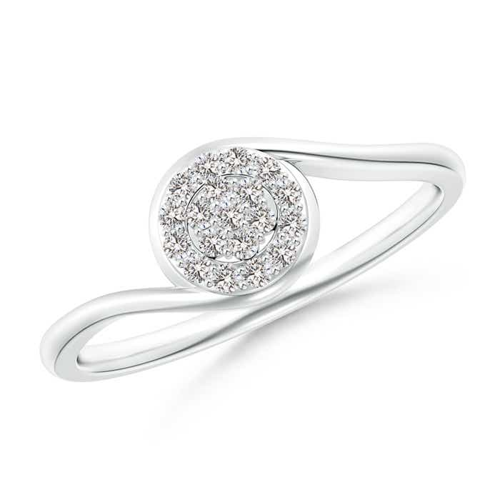 Round-Halo-Natural-Diamond-Cluster-Promise-Ring-14K-Gold-Platinum-Size-3-13